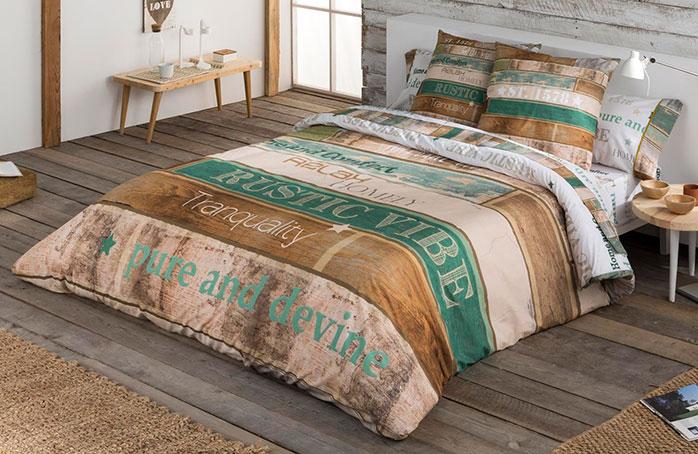 decoración y tu ropa de cama
