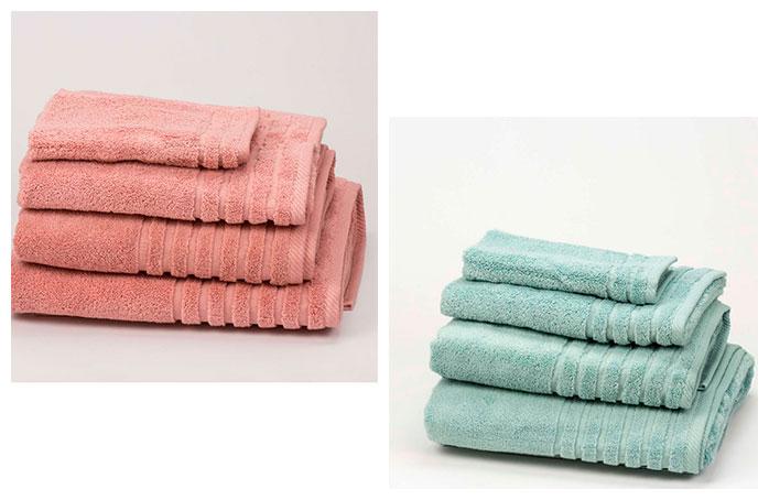renovar las toallas de tu baño