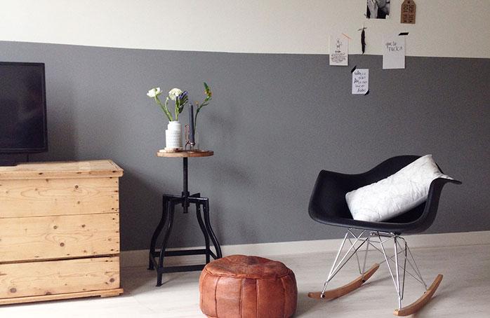 paredes medio pintadas