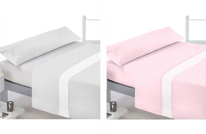 Para no salir de la cama en invierno parecen pensadas las nuevas sábanas de invierno de Reig Martí, confeccionadas en coralina: ¡Suaves y muy calentitas!