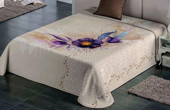 Las mantas son infalibles para abrigarse en invierno, pero además son una original forma de vestir la cama: ¡Conoce las mantas de cama originales Pielsa!